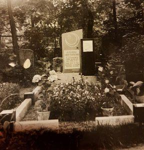 Aleksandro Tuhan-Baranausko kapas